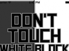 Don't Touch White Block 1.0 Screenshot