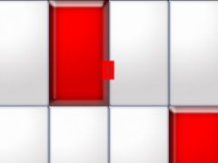 Don't touch white tiles - Red tile Edition piano speed and accuracy style 3.0 Screenshot