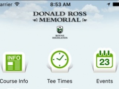 Donald Ross Memorial Golf Course 1.4 Screenshot