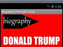 Donald Trump Biography 1.4 Screenshot