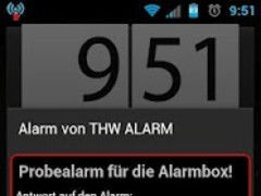Donate alarm box version 1.0.2 Screenshot