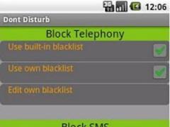 Dont Disturb 1.0.2 Screenshot