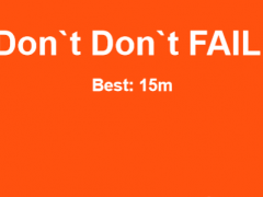 Dont Dont fail 0.0.1 Screenshot