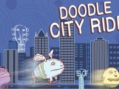 Doodle City Ride Pro 1.0.1 Screenshot
