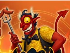 😈 Doodle Devil Blitz  Screenshot