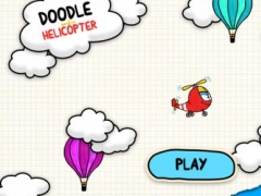 Doodle Helicopter Game FREE - One of the Best Addicting and Funny Plane Flying Racing Games 1.1 Screenshot