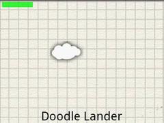 Doodle Lander 2.5 Screenshot