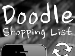 Doodle Shopping List Free (Grocery List) 2.0.3 Screenshot