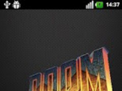 Doom 3D Live Wallpaper 1.3 Screenshot