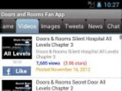 Doors & Rooms Free Fan 1.01 Screenshot