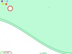 Dot Piles HD - Relaxing Easy Physics Hill Climb in Modern Heaven 1.0 Screenshot