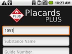 DOT Placards Plus 2.1.0 Screenshot