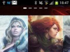 DotA 2 GO Launcher EX Theme 1 0 Free Download