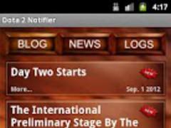 Dota 2 Notifier 1.6 Screenshot