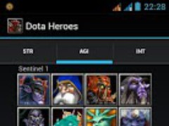 Dota Heroes 1.0 Screenshot