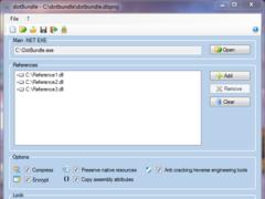 dotBundle 1.6.3.0 Screenshot