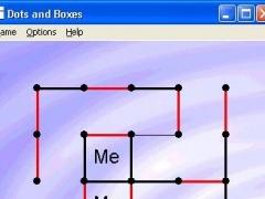 Dots and Boxes 2.6 Screenshot