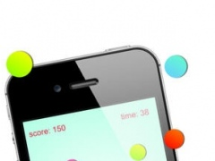 Dots Fast Tapping: Fun Finger Exercise 1.0 Screenshot