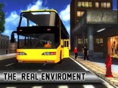 Double Bus Coach Simulator-Drive Real City Heavy Bus On Roads 1.0 Screenshot