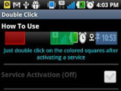 Double Click 1.0 Screenshot