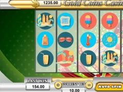 Double Rock Slots Machine-Free Xtreme Spin Win 1.0 Screenshot