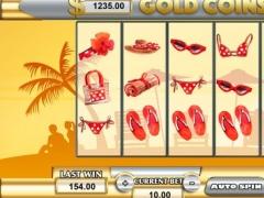 Double Treasures Slots -- FREE Coins & Big Win!!! 1.0 Screenshot
