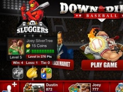 Down And Dirty Baseball 1.0 Screenshot