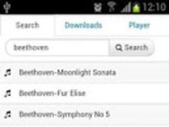 Download Free Mp3 Music App 3.10 Screenshot