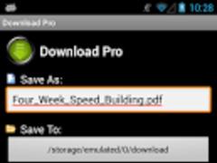 Download Pro 1.3.3 Screenshot