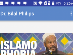 Dr Bilal Philips video lecture 2.0 Screenshot