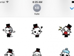 Drackie Sticker For iMessages 1.0 Screenshot