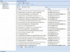 dracMail Webmail  Screenshot