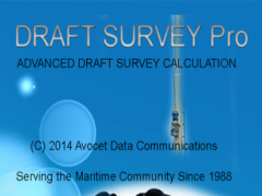 Draft Survey Pro 15.3 Screenshot