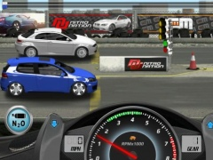 Review Screenshot - Drag Racing Game – Time Your Gear Shifts to Perfection and Win