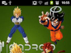 Dragon Ball widget 2 1.2 Screenshot
