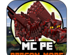 Dragon MODS For MineCraft PE 1.0 Screenshot