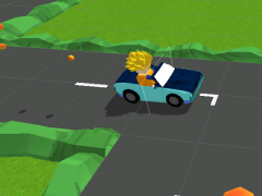 Dragon Racer: Ball Chaser 3D 1.0 Screenshot