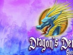 Dragon's Den Slots Pro - Casino App 1.0 Screenshot
