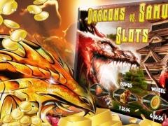 Dragon vs Samurai Slots 1.02 Screenshot
