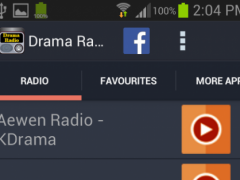Drama Radio 1.0 Screenshot