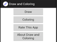 Draw and Coloring 1.8 Screenshot