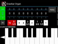 Drawbar Organ 1.00 Screenshot