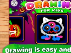 DRAWING for Kids and Toddlers. Learning Games Free 1.0.1 Screenshot