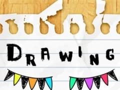 Drawing GO Launcher Theme 3.1.0 Screenshot