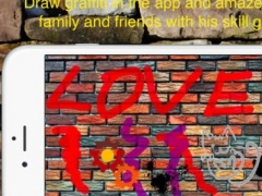Drawing Painting - Graffiti Style, Creating Doodle 1.1.2 Screenshot