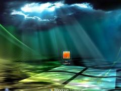 Dream Ocean Winodows 7 Logon Screen 1.00 Screenshot