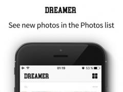 Dreamer app 1.0 Screenshot