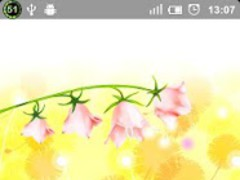 Dreams of Daffodils LWP 8.0.0 Screenshot