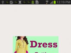 Dress/Suit Cutting Stitching 4.4 Screenshot