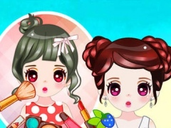 Dressup game for kids - Fashion with beauty party 1.0 Screenshot